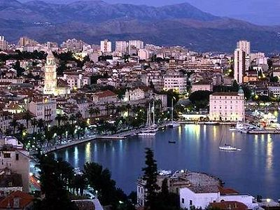ACI Marina Split, Croatia
