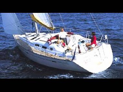 Croatia charter and sailing - Sailing boat - Oceanis 393 Clipper (CBM Realtime) - Dubrovnik - Riviera Dubrovnik  - Croatia - Oceanis 393 Clipper (CBM Realtime):