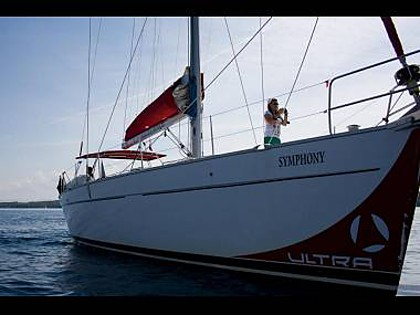 Croatia charter and sailing - Sailing boat - Cyclades 50.5 (CBM Realtime) - Dubrovnik - Riviera Dubrovnik  - Croatia - Cyclades 50.5 (CBM Realtime):