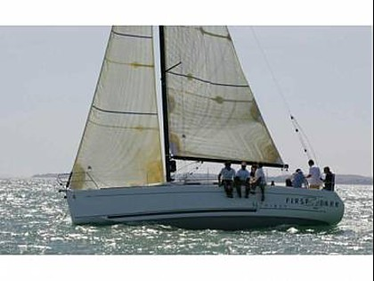 Croatia charter and sailing - Sailing boat - Beneteau First 34,7 (code:CRY 265) - Kastel Gomilica - Riviera Split  - Croatia - Beneteau First 34,7 (code:CRY 265):