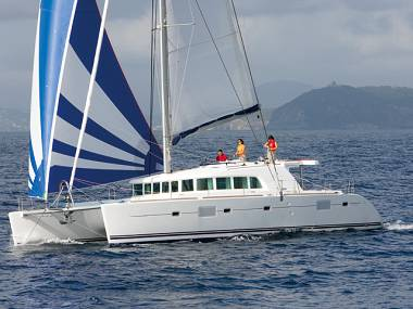 Croatia charter and sailing - Catamaran - Lagoon 500 (CBM Periodic) - Split - Riviera Split  - Croatia - Lagoon 500 (CBM Periodic):