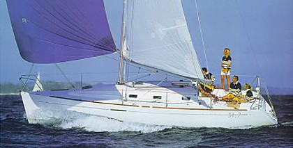Sailing boat - Beneteau First 31,7 (code:CRY 272) - Kastel Gomilica - Riviera Split