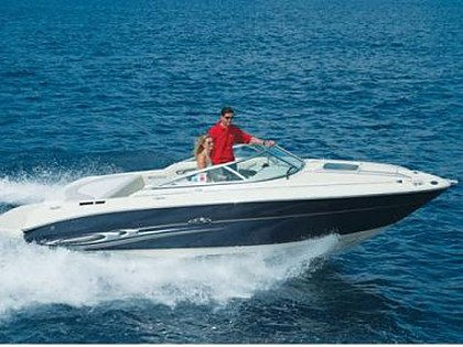 Motor boat - Sea Ray 240 Sunsport Europe (code:NAV4) - Split - Riviera Split
