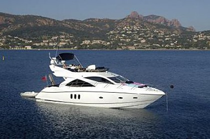 Yacht - Sunseeker Manhattan 50 (code:CRY 15) - Split - Riviera Split