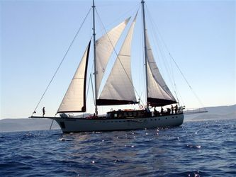 Croatia charter and sailing - Sailing boat - Ketch Morning Star (code:CRY 301) - Sibenik - Riviera Sibenik  - Croatia