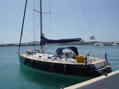 Sailing boat - Salona 45 Owner Version (code:CRY 184) - Kastel Gomilica - Riviera Split