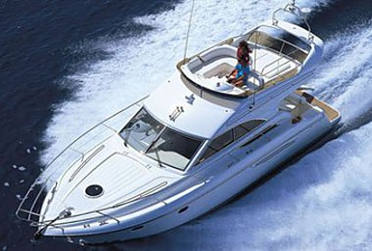 Croatia charter and sailing - Yacht - Princess 40 Fly (code:PLA 702) - Split - Riviera Split  - Croatia