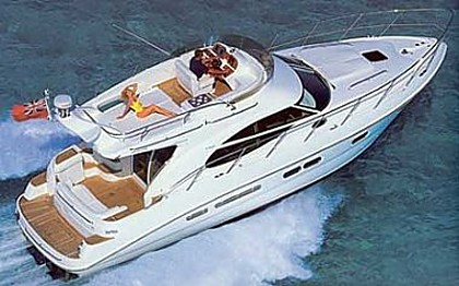 Croatia charter and sailing - Yacht - Sealine F 42/5 (code:CRY 48) - Split - Riviera Split  - Croatia